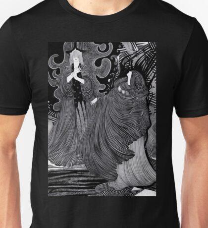 Two veiled women Unisex T-Shirt