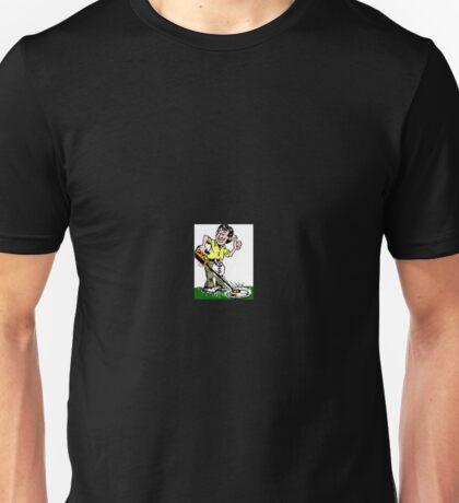 metal detecting Unisex T-Shirt