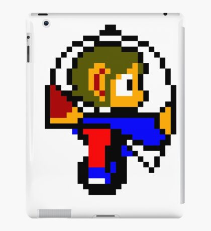 Alex Kidd in Miracle World Helicopter iPad Case/Skin