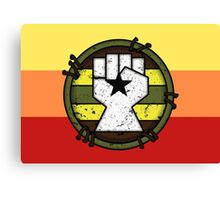 Browncoat Patch Canvas Print