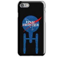 Final Frontier iPhone Case/Skin