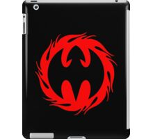 Fire Dragon Design, DRAGAN GRAFIX Logo Design iPad Case/Skin