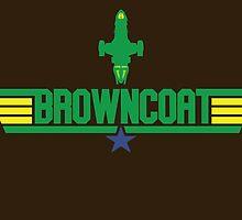 Browncoat Top Gun by Devotees