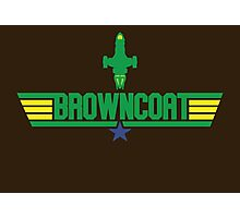 Browncoat Top Gun Photographic Print
