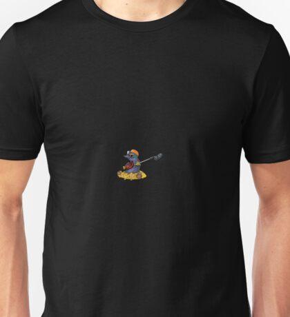 metal detecting mole Unisex T-Shirt