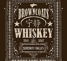 Browncoats Whiskey by Devotees