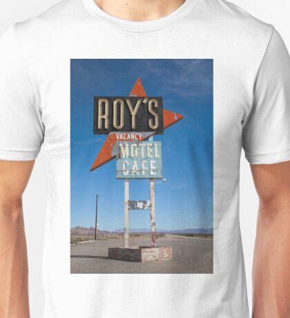 Roys Sign  Unisex T-Shirt