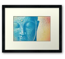 Buhdda I Framed Print