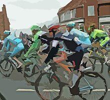 Tour De France, Yorkshire by bloonimages14