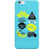 Cabin Pressure iPhone Case/Skin