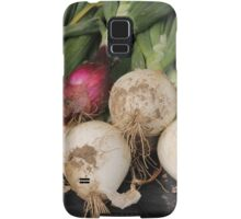 Finding My Roots Samsung Galaxy Case/Skin