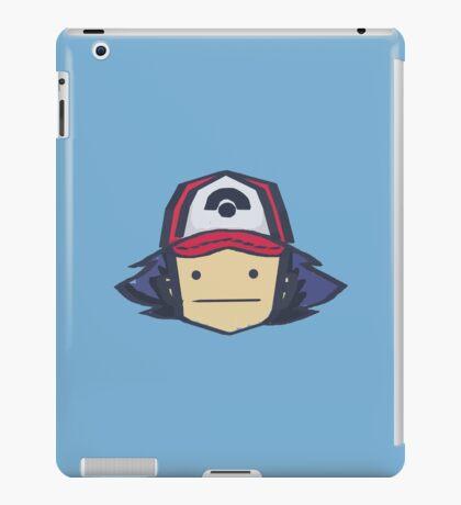 Ash - Pokemon iPad Case/Skin
