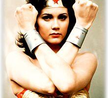 Wonder Woman by kayve