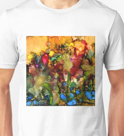 In My Sister's Garden Unisex T-Shirt