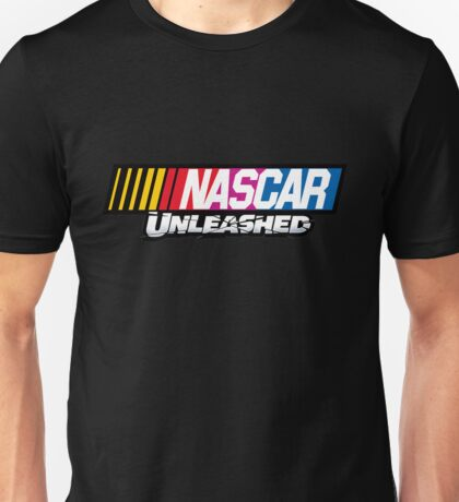 nascar unleashed 3ds Unisex T-Shirt