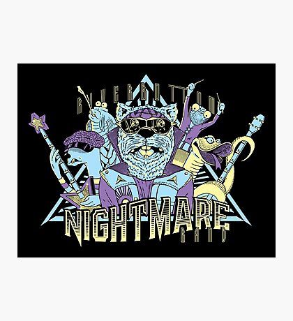 Riverbottom Nightmare Band Photographic Print