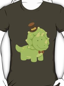 TriceraTop-Hat T-Shirt