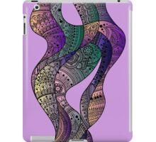 paisley waves iPad Case/Skin