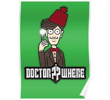 Doctor Where Poster