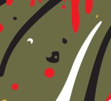 The Rolling Dead Sticker