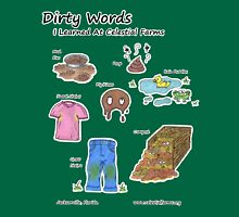 Dirty Words (Part 2) Unisex T-Shirt