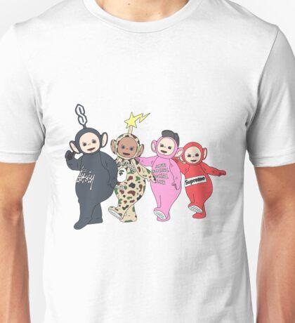 Hypebeast teletubbies Unisex T-Shirt
