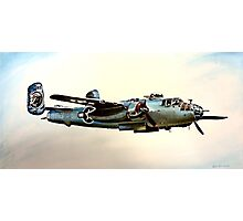 North American B-25 Mitchell Photographic Print