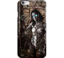 Cyberpunk Painting 040 iPhone Case/Skin