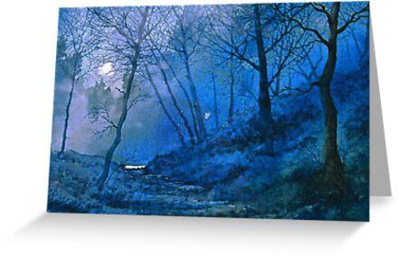 Midsummer Moonlight by Glenn Marshall
