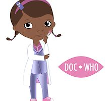 Doc Who by Joshua Bell