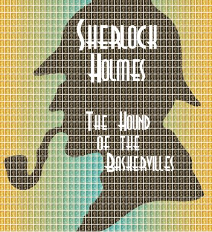 The Hound of the Baskervilles Sticker