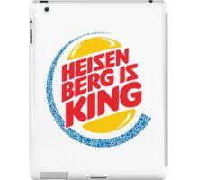 Heisenberg Is King iPad Case/Skin