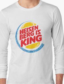 Heisenberg Is King Long Sleeve T-Shirt