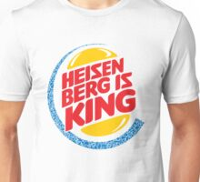 Heisenberg Is King Unisex T-Shirt