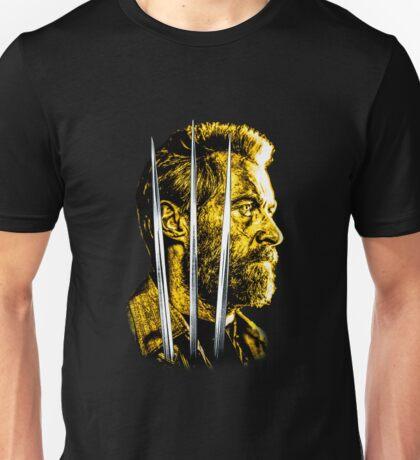 Logan 2017 (Wolverine Bust) Unisex T-Shirt