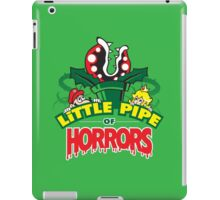 Little Pipe of Horrors iPad Case/Skin