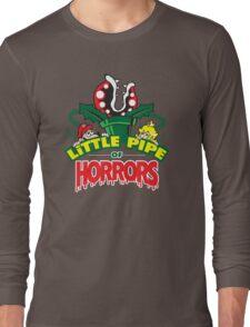 Little Pipe of Horrors Long Sleeve T-Shirt