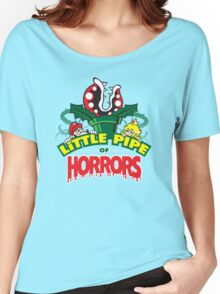 Little Pipe of Horrors Women's Relaxed Fit T-Shirt