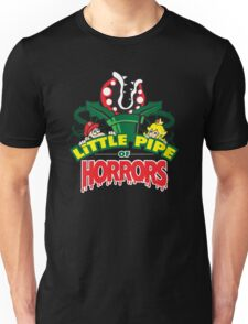 Little Pipe of Horrors Unisex T-Shirt