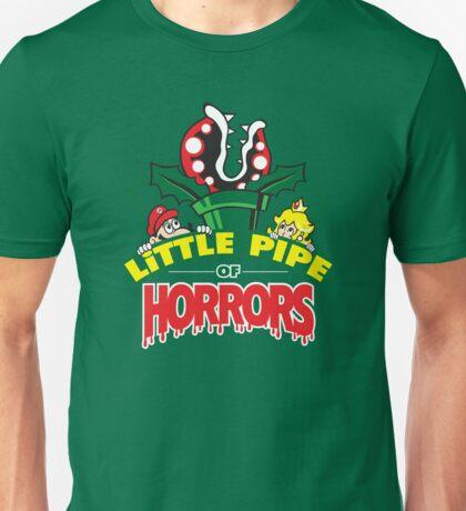 Little Pipe of Horrors Unisex T-Shirt