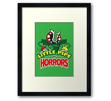 Little Pipe of Horrors Framed Print