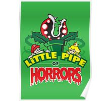 Little Pipe of Horrors Poster