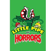 Little Pipe of Horrors Photographic Print