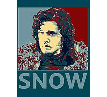Jon Snow hope Photographic Print