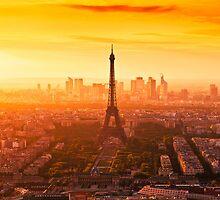 PARIS 14 by Tom Uhlenberg
