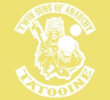Twin Suns of Anarchy Kids Tee