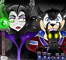 The Villians of Vale by flametheskull