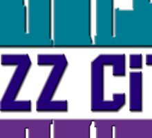 Buzz City Sticker