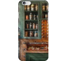Pharmacy - Medicine - Pharmaceutical remedies  iPhone Case/Skin