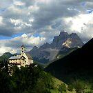 Dolomitic landscape by annalisa bianchetti